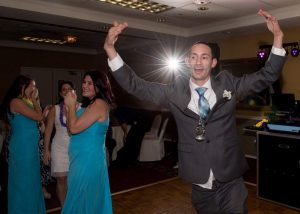 New England Weddings Reception Party