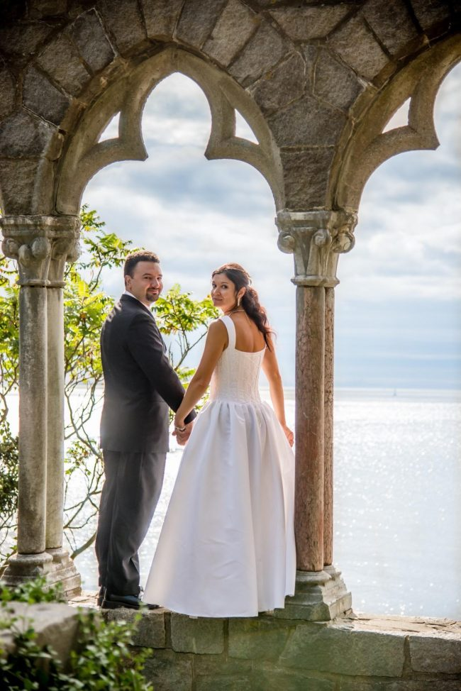 Hammond Castle Wedding
