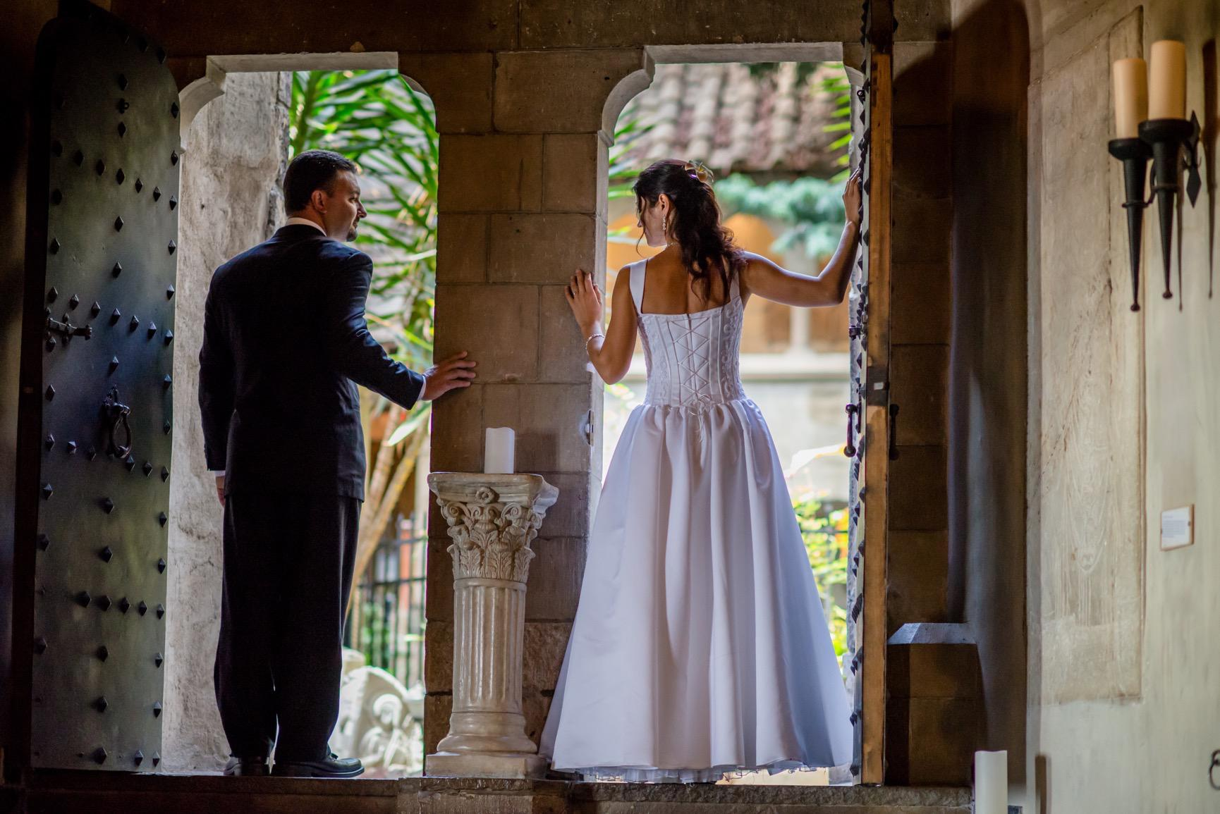 Hammond Castle Wedding Photography New England Weddings
