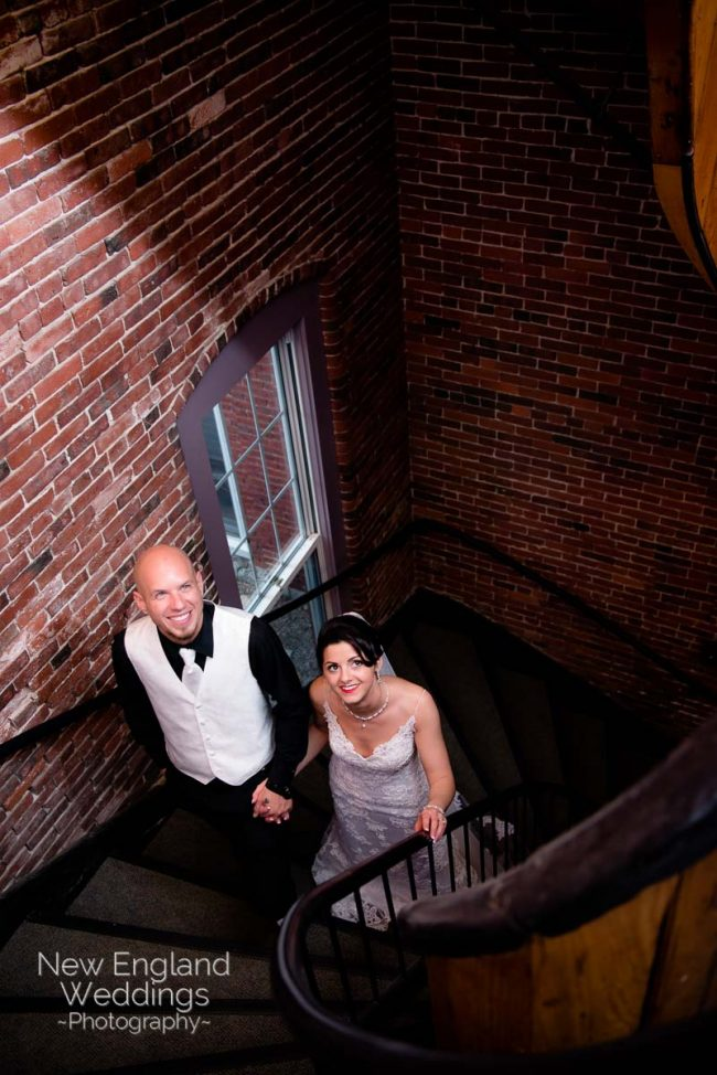 Fratello's Wedding Staircase
